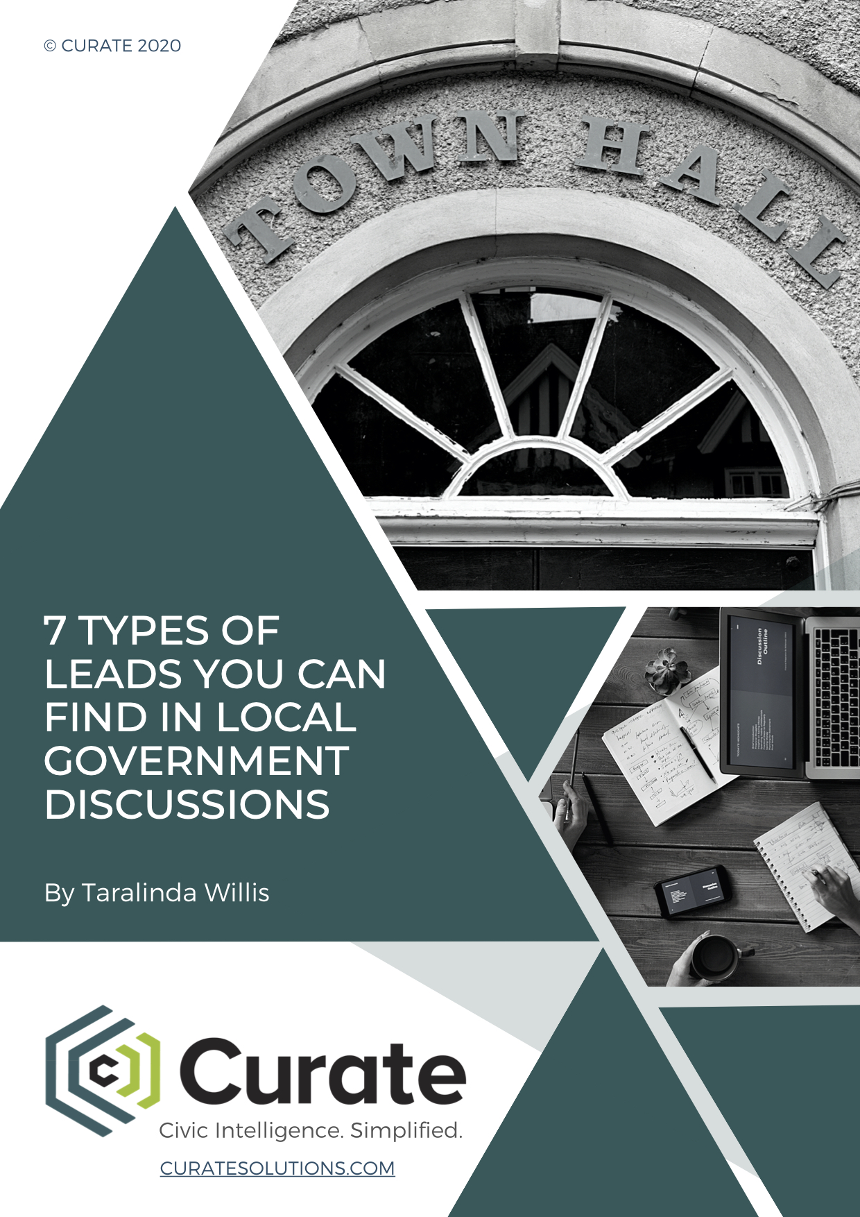 (cover) 7 Types of Leads you can Find in Local Government Discussions